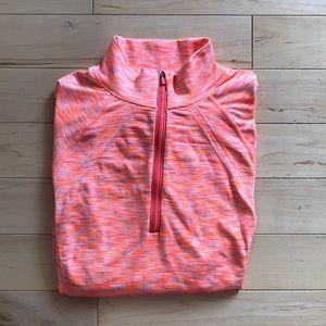 Athleta 1/4 zip pullover